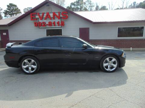 2012 Dodge Charger for sale at Evans Motors Inc in Little Rock AR