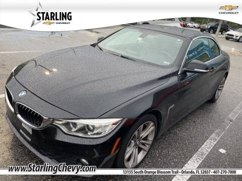 2015 BMW 4 Series for sale at Pedro @ Starling Chevrolet in Orlando FL