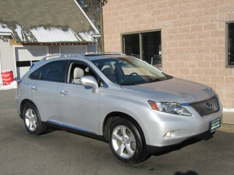 2010 Lexus RX 350 for sale at Advantage Automobile Investments, Inc in Littleton MA