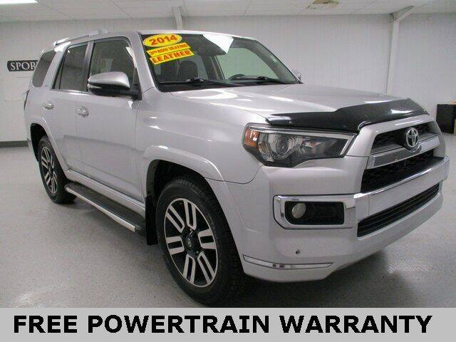 2014 Toyota 4Runner for sale at Sports & Luxury Auto in Blue Springs MO