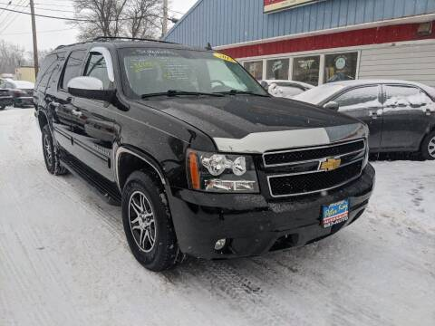 2012 Chevrolet Suburban for sale at Peter Kay Auto Sales in Alden NY