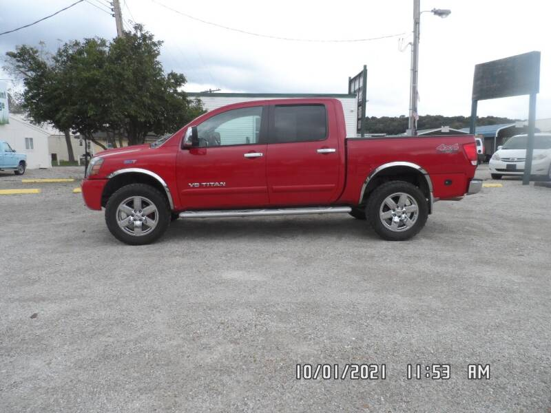 2005 Nissan Titan for sale at Town and Country Motors in Warsaw MO
