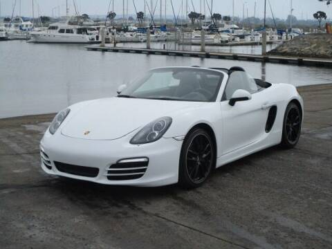 2014 Porsche Boxster for sale at Convoy Motors LLC in National City CA