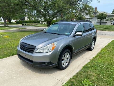 2011 Subaru Outback for sale at JE Autoworks LLC in Willoughby OH
