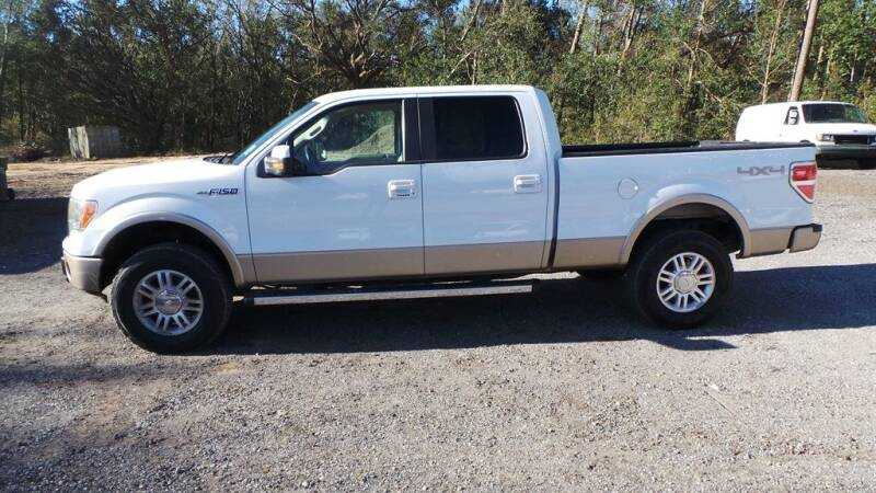 2011 Ford F-150 for sale at action auto wholesale llc in Lillian AL
