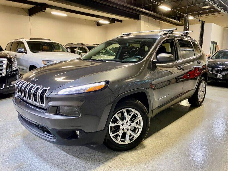 2016 Jeep Cherokee for sale at Motorgroup LLC in Scottsdale AZ