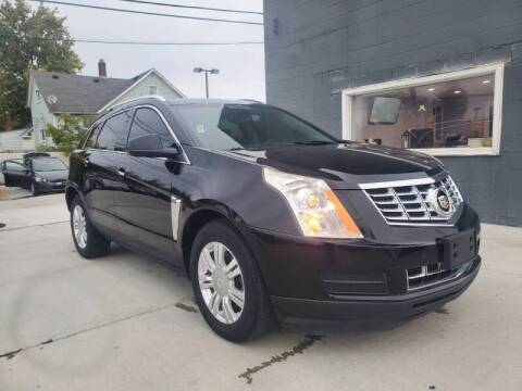 2014 Cadillac SRX for sale at Number 1 Car Company in Detroit MI