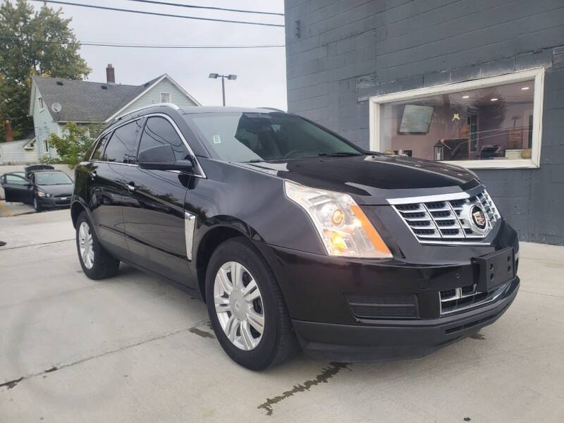 2014 Cadillac SRX for sale at Julian Auto Sales, Inc. - Number 1 Car Company in Detroit MI