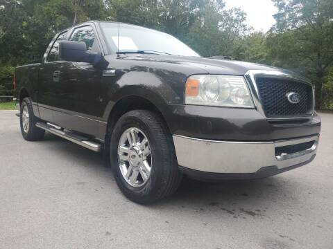 2006 Ford F-150 for sale at Thornhill Motor Company in Hudson Oaks, TX