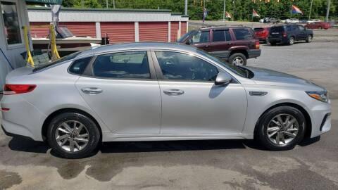 2019 Kia Optima for sale at Green Tree Motors in Elizabethton TN