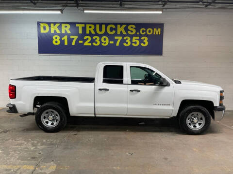 2014 Chevrolet Silverado 1500 for sale at DKR Trucks in Arlington TX