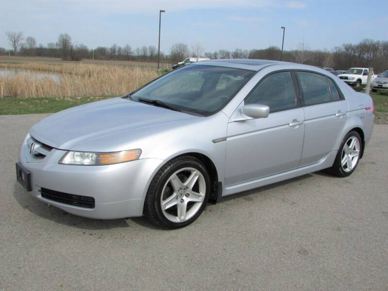 2004 Acura TL for sale at 42 Automotive in Delaware OH