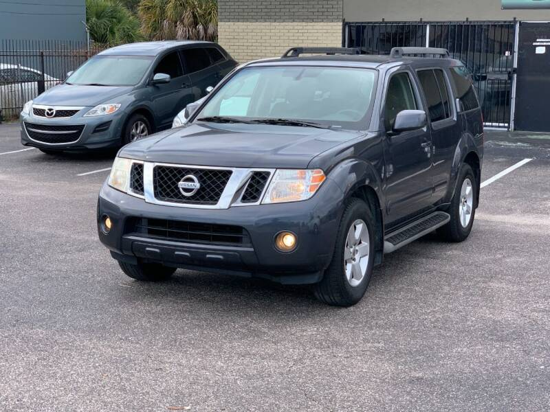 2012 Nissan Pathfinder for sale at GREAT DEAL AUTO in Tampa FL