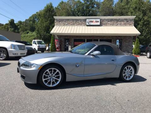2007 BMW Z4 for sale at Driven Pre-Owned in Lenoir NC
