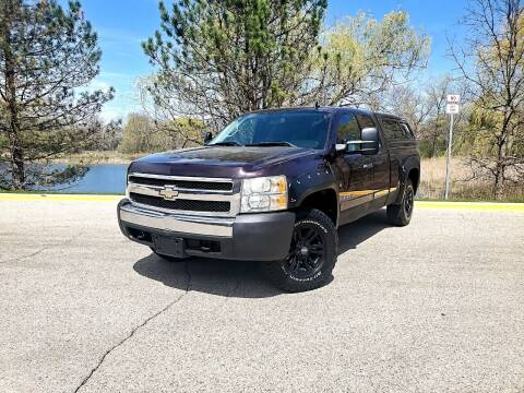 2008 Chevrolet Silverado 1500 for sale at Excalibur Auto Sales in Palatine IL
