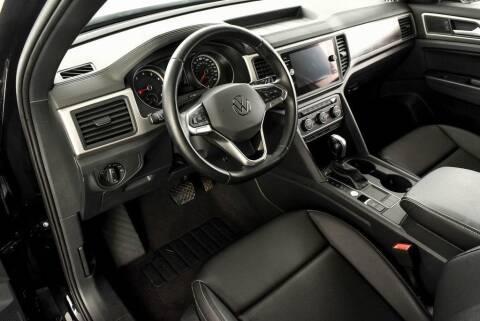 2020 Volkswagen Atlas Cross Sport for sale at CU Carfinders in Norcross GA