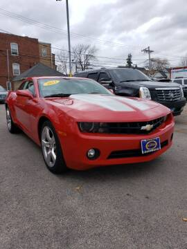 2011 Chevrolet Camaro for sale at AutoBank in Chicago IL
