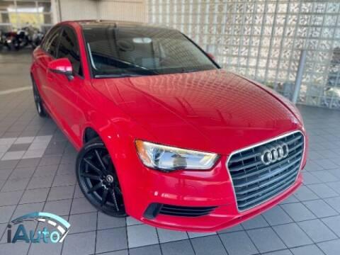 2015 Audi A3 for sale at iAuto in Cincinnati OH