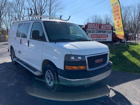 2015 GMC Savana Cargo for sale at Ibral Auto in Milford OH