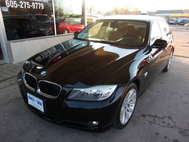 2011 BMW 3 Series for sale at World Wide Automotive in Sioux Falls SD