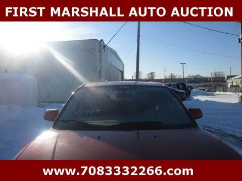 2004 Mazda MAZDA3 for sale at First Marshall Auto Auction in Harvey IL