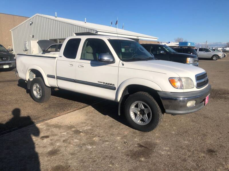 2000 Toyota Tundra for sale at Mikes Auto Inc in Grand Junction CO