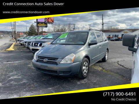 2009 Kia Sedona for sale at Credit Connection Auto Sales Dover in Dover PA