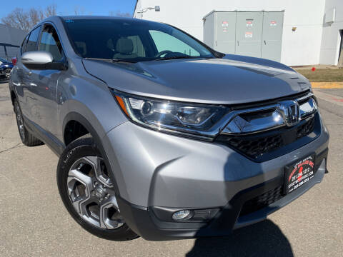 2017 Honda CR-V for sale at JerseyMotorsInc.com in Teterboro NJ