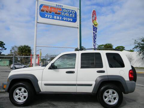 2005 Jeep Liberty for sale at APC Auto Sales in Fort Pierce FL
