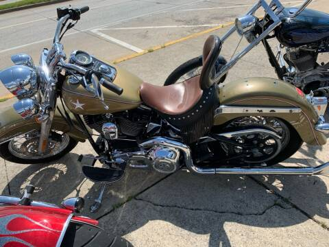 2006 Harley-Davidson FLSTNI SOFTAIL for sale at E-Z Pay Used Cars - E-Z Pay Cars & Bikes in McAlester OK