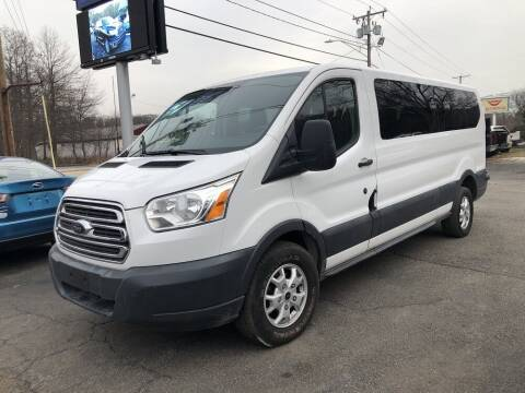 2015 Ford Transit Passenger for sale at Mill Street Motors in Worcester MA