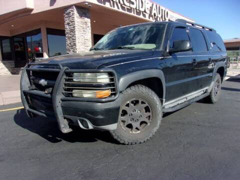 2005 Chevrolet Suburban for sale at Lakeside Auto Brokers Inc. in Colorado Springs CO