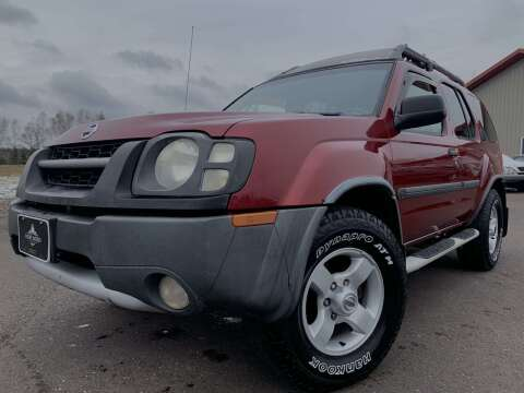 2004 Nissan Xterra for sale at LUXURY IMPORTS in Hermantown MN