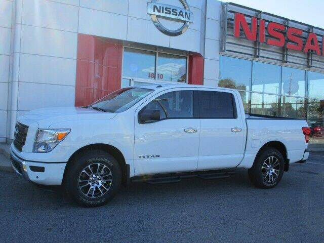 2021 Nissan Titan for sale in High Point, NC