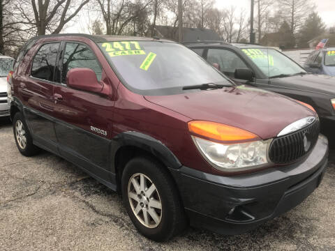 2003 Buick Rendezvous for sale at Klein on Vine in Cincinnati OH