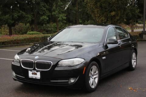 2012 BMW 5 Series for sale at Top Gear Motors in Lynnwood WA