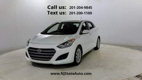 2017 Hyundai Elantra GT for sale at NJ State Auto Used Cars in Jersey City NJ