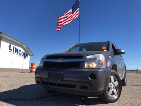 2007 Chevrolet Equinox for sale at Sonny Gerber Auto Sales in Omaha NE