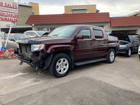 2008 Honda Ridgeline for sale at STS Automotive in Denver CO