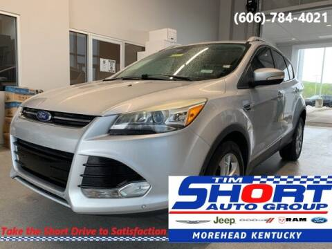 2014 Ford Escape for sale at Tim Short Chrysler in Morehead KY