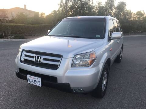 2008 Honda Pilot for sale at MSR Auto Inc in San Diego CA