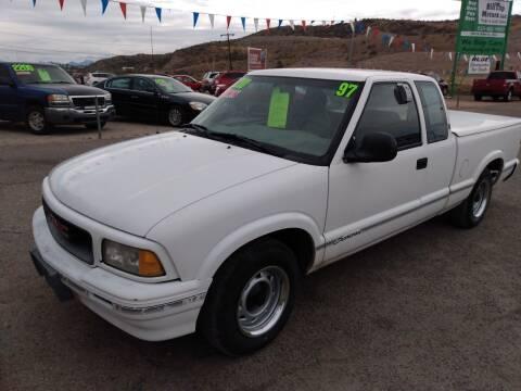 1997 GMC Sonoma for sale at Hilltop Motors in Globe AZ