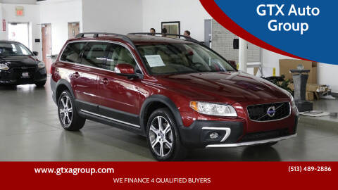 2014 Volvo XC70 for sale at GTX Auto Group in West Chester OH