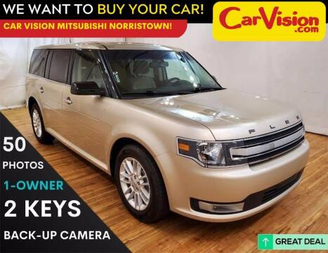 2017 Ford Flex for sale at Car Vision Mitsubishi Norristown in Trooper PA