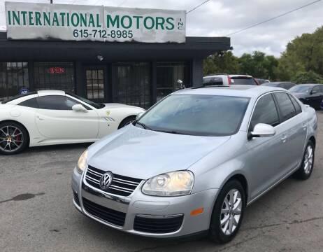 2010 Volkswagen Jetta for sale at International Motors Inc. in Nashville TN