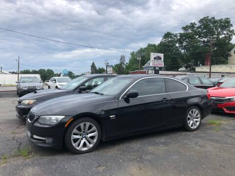 2011 BMW 3 Series for sale at Top Line Import in Haverhill MA