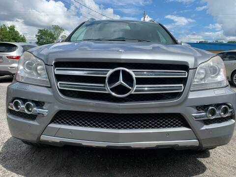 2011 Mercedes-Benz GL-Class for sale at ATLANTA AUTO WAY in Duluth GA