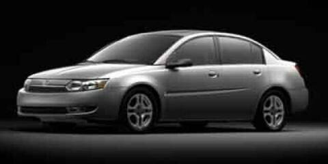 2004 Saturn Ion for sale at The Back Lot in Lebanon PA