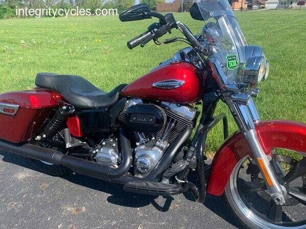 2012 Harley-Davidson SWITCHBACK for sale at INTEGRITY CYCLES LLC in Columbus OH