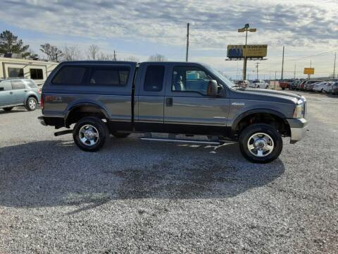 2006 Ford F-250 Super Duty for sale at Space & Rocket Auto Sales in Hazel Green AL
